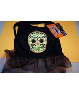 New Brett Michaels Skull Dress Halloween Dog Co... - $7.91