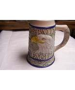 2000 Avon American Animal Stein The Bald Eagle Beer Stein Made In Brazil - $12.86