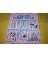 10 New Baby's First Year 16 Scrapbook Papers De... - $6.92