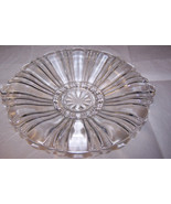 Vintage Clear Glass Candy Dish - $7.91