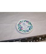 Porceline Coaster / Trivet May HisWay Be My Way - $5.93