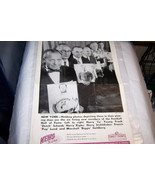 Vintage November 3 1958 Timely Events Picture Newspaper For NFL Hall Of ... - $6.92