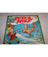 Vintage Peter Pan Records Peter And The Wolf 45... - $5.93