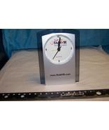 NIB Quartz Analog Alarm / Desk Top Clock - $5.93