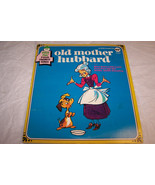 Vintage Peter Pan Records Old Mother Hubbard 45... - $5.93