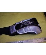 New Walter Hagen #3 AWX Wood / Iron Golf Club Head Cover Silver - $7.91