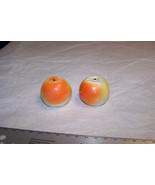 Vintage Little Apples Salt And Pepper Shakers M... - $5.93