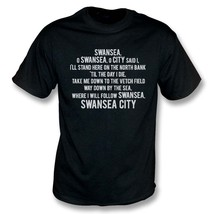 Take Me To The Vetch Field T-Shirt (Swansea City) - $14.99