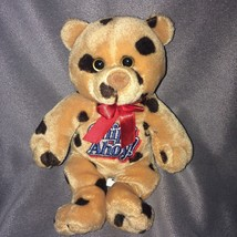 Official Nabisco Chips Ahoy Cookie 7 Inch Plush Bear Parkdale Novelty Co... - $23.33