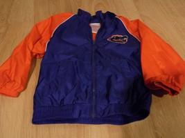 Size 3T Kid Athlete University of Florida Gators Blue Orange Windbreaker... - $20.00