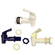 Tomlinson Replacement Cooler Faucet Combo Pack - White, Blue & Biege - $10.79
