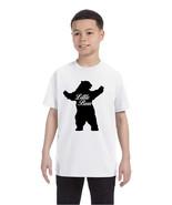 Kids T Shirt Little Bear Family Shirt Xmas Cute Holiday Gift - $10.94
