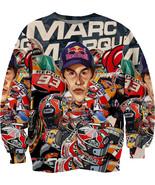 MotoGP marquez 93 sticker bomb design sublimate... - $32.99 - $44.99