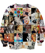marilyn monroe collage photo trippy sublimated ... - $32.99 - $44.99