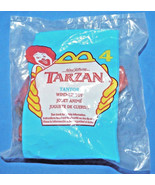 Rare McDonald's 1999 Disney Tarzan #4, Tantor Wind-Up Toy, NIP - $4.99