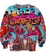 Streets gravity art deco design sublimated full... - $32.99 - $44.99