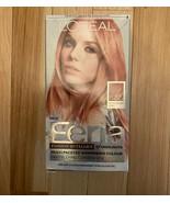 1 L'Oreal Paris Feria 822 Rose Gold Medium Iridescent Blonde - $32.73