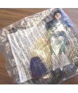 Rare  NEW 1998 McDonalds Disney's MULAN  Toy #1 MULAN Figure w/ Armor+Dress - $5.50