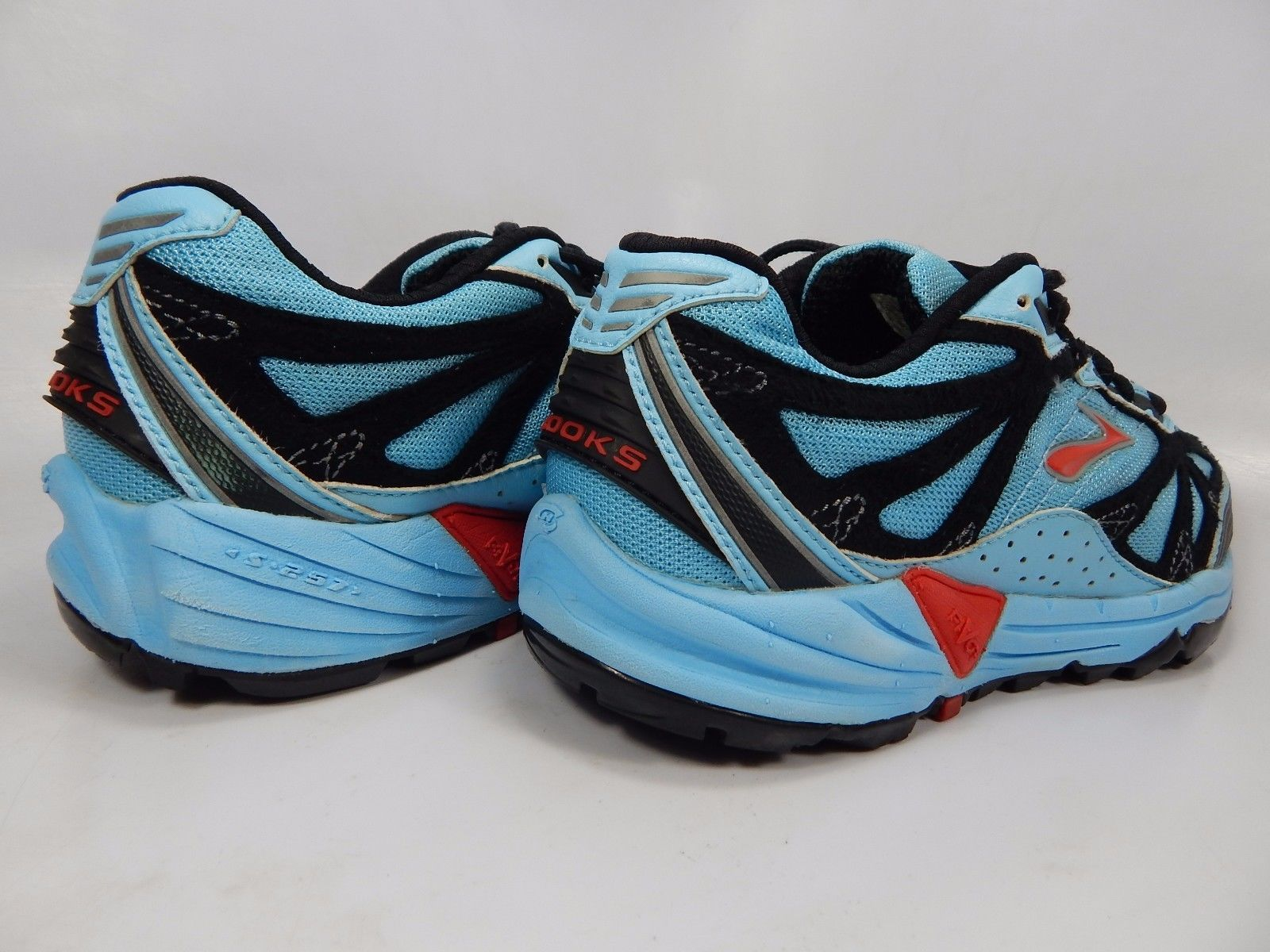 Brooks Cascadia Vintage Women's Trail Running Shoes Size US 8 M (B) EU 39 Blue