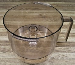 Hamilton Beach Scovill 702-3 Food Processor PART/AMBER WORK BOWL ONLY - $16.99