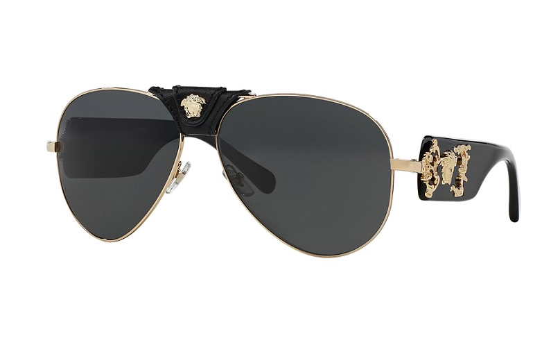 6868d2f96c1 Versace VE2150Q Black Medusa Aviator and 22 similar items. Ve2150q 1