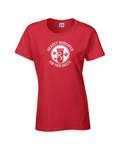 Heavily Medicated for Your Safety Crazy Insane Funny LADIES Tee Shirt - €8,48 EUR