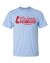 MERLOTTE'S BAR & GRILL TEMPS TRUE BON  BLOOD Men's Tee Shirt 416 - $9.85+