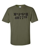 MASH 4077TH MILITARY ARMY Hospital TV SHOW Funny Men's Tee Shirt 408 - $9.85+