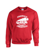 NEW Griswold Family Christmas Tree on Car Roof Funny Xmas Unisex Crew SW... - $17.78+