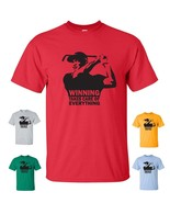 Tiger Woods WINNING TAKES CARE OF EVERYTHING Gildan Men's Tee Shirt - $8.87+