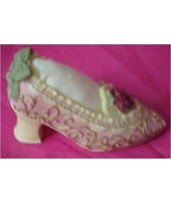 Victorian Slipper Pincushion - $7.50