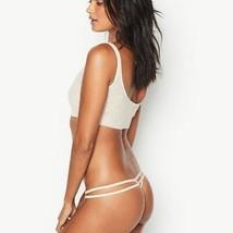 Victoria's Secret VERY SEXY Double-strap V-string Panty Small    - $15.98