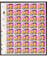 Elvis Presley 1935-1977, Sheet of 29 cent stamps, 40 stamps total - $13.50
