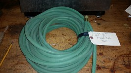 "ONE ribbedwelding hose, o2 oxygen only for oxy-acetylene welding 50' 1/4"" - $38.61"