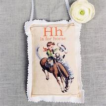 """""""H"""" is for Horse Lavender Sachet - $29.70"""