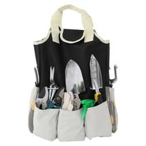 10PC  Garden Tool Kit Tools made with ergonomic comfort grip handles Gre... - £16.76 GBP