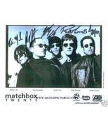 MATCHBOX 20 TWENTY GROUP SIGNED AUTOGRAPHED 8X10 RP PROMO PHOTO - $16.99