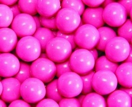Hot Pink Sixlets Candy 5LB Bag (Bulk) by Sixlets - $30.75