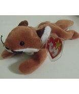 Ty Beanie Babies NWT Sly the Fox Retired - $9.95