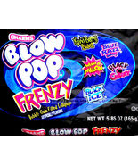 200 Charms Blow Pops Frenzy Gum Center Candy Lollipops - $37.99
