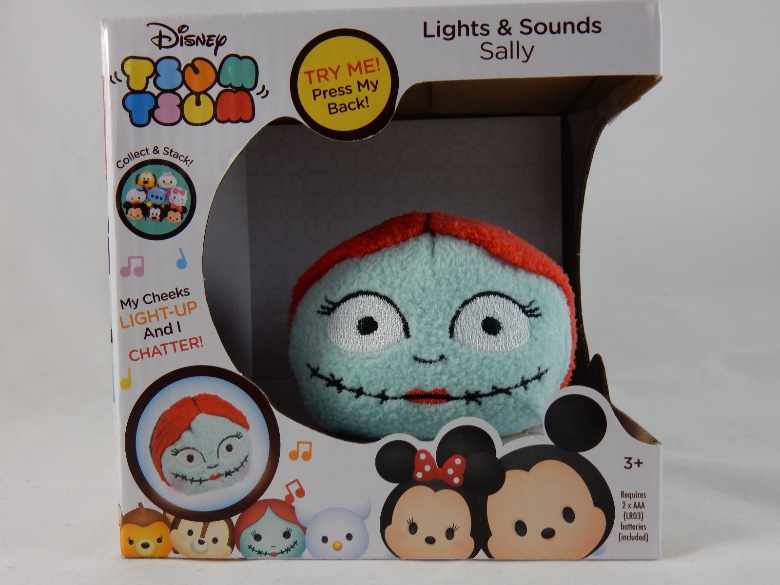 Disney Tsum Tsum Nightmare Before Christmas and similar items