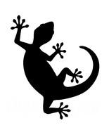 Lizard Make Up Stencil- 5 Pack - $3.95