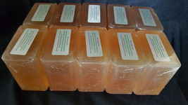 10 lb GRADE A HONEY Melt And Pour Soap Base 100% All Natural Bulk Wholesale - $43.95