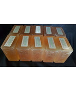 10 lb GRADE A HONEY Melt And Pour Soap Base 100% All Natural Bulk Wholesale - $40.95