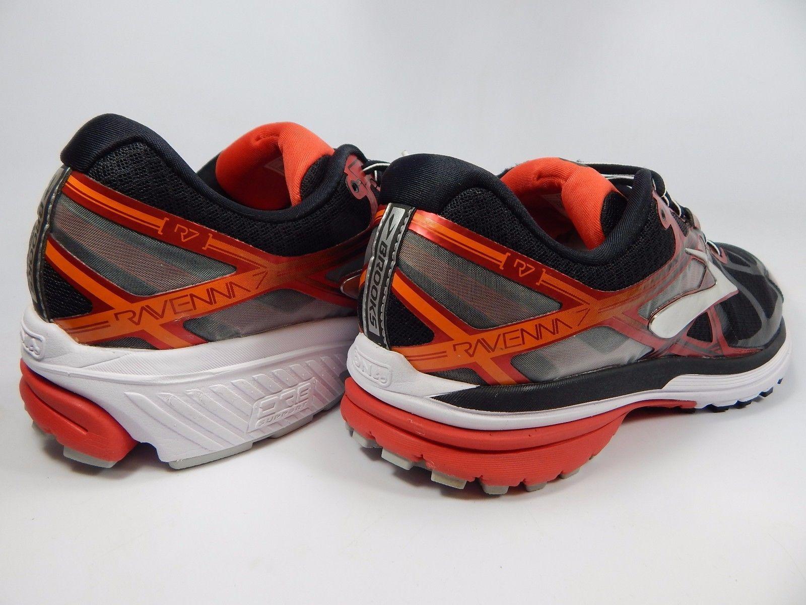 Brooks Ravenna 7 Men's Running Shoes Size US 12 M (D) EU 46 Black 1102171D062