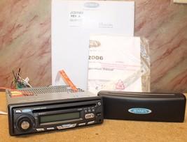 JENSEN JCD2006 CAR 12V CD PLAYER RECEIVER W AM/FM RADIO STEREO AUX IN ON... - $67.72