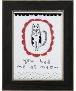 You Had Me At Meow 2016 Amylee Weeks beaded but... - $15.30