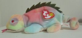 Ty Beanie Babies NWT Iggy the Iguana Retired - $9.95