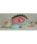 Ty Beanie Babies NWT Iggy the Iguana Retired - $9.95