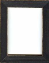 Matte Black wooden frame opening 6x8 Mill Hill  - $17.10